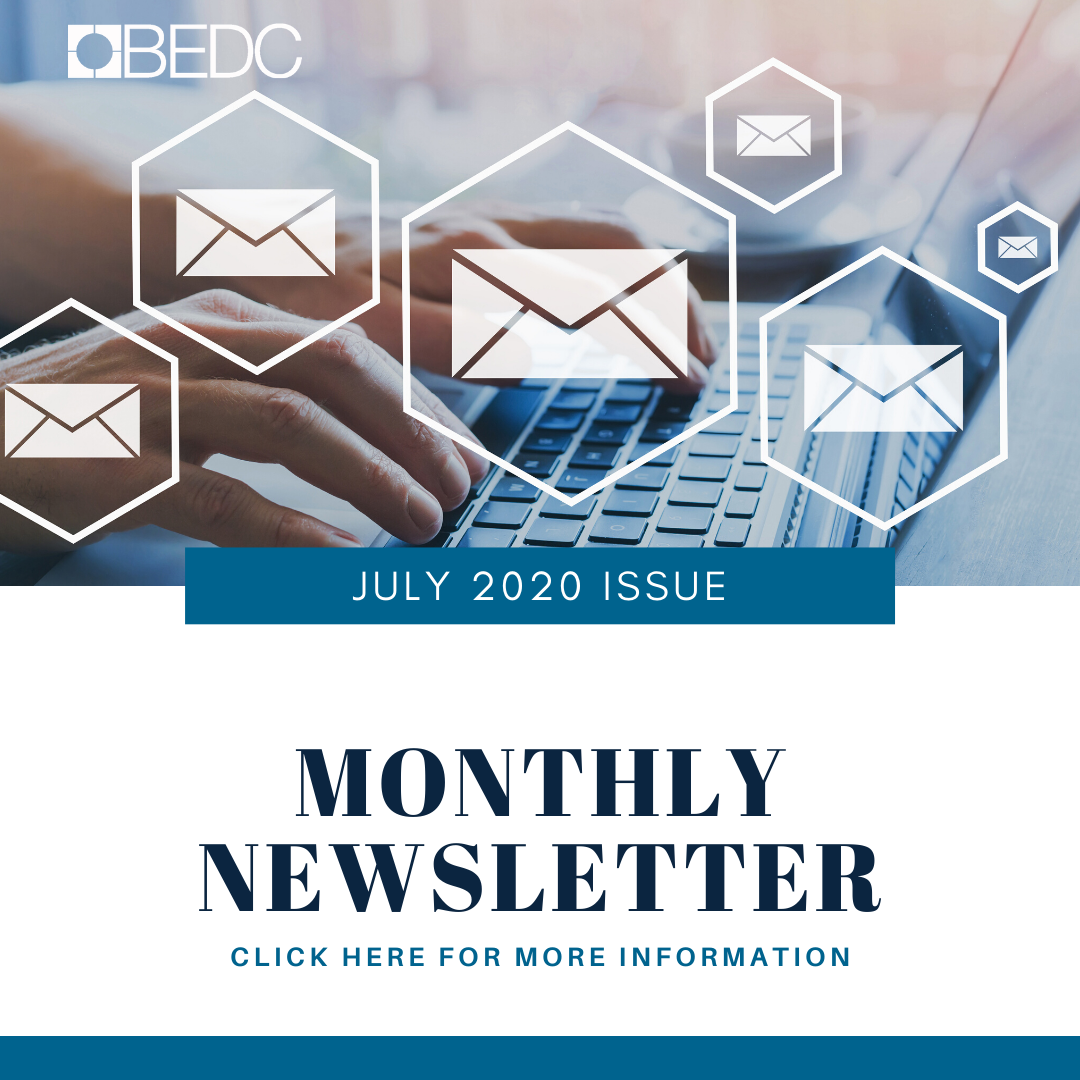 July 2020 – Here's What's Happening at BEDC